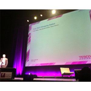 Frans Falize (Tesco) en #FOMG13: ¿Cómo será la cesta de la compra en 2023?