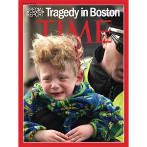 """La revista """"Time"""" pone de uñas a los tuiteros por su polémica portada de los atentados de Boston"""