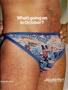 22 anuncios vintage de ropa interior para hombres