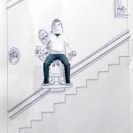 51 anuncios de ropa vestidos de punta en blanco
