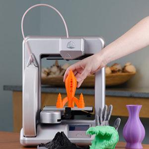 Imprimir en 3D para hacer la paz y no la guerra