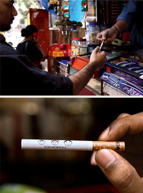 Quien quiere dejar el club para aquellos fumar