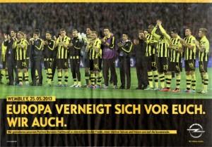 Así felicitan los anunciantes a los campeones (y los subcampeones) de la Champions League
