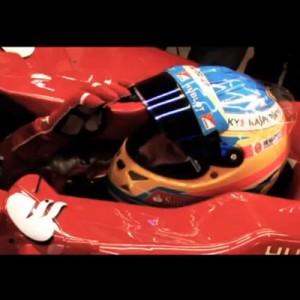 Banco Santander homenajea a Ferrari con una canción de Carlos Jean