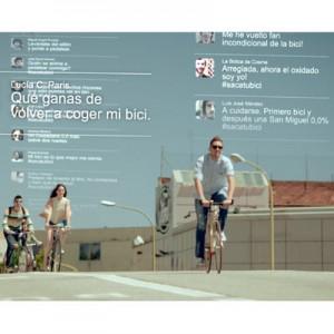 San Miguel 0,0% anima a montar en bici en su nueva campaña