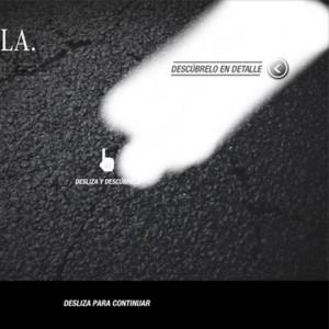 Mercedes CLA lanza un anuncio exclusivo para iPad