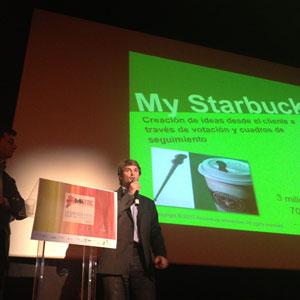 Javier Pérez y Sylvain Weill (Accenture) en #MKTEC: La gamificación no es un juego