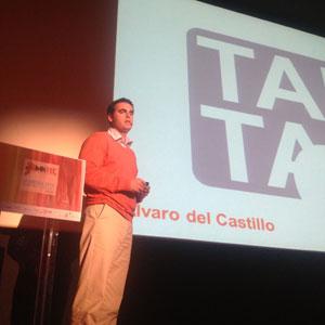 Á. Del Castillo (TAPTAP) en #MKTEC: