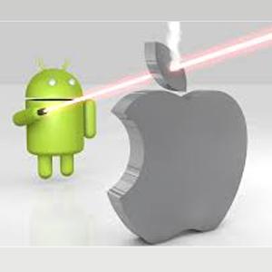 En el primer cuatrimestre de 2013, Android le dio una