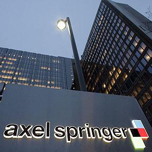 Axel Springer a las startups: