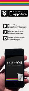 Inspiration ya está disponible también para dispositivos iOS