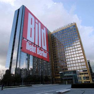 Axel Springer mete la tijera a la plantilla de 'Bild', que podría perder entre 170 y 200 empleados