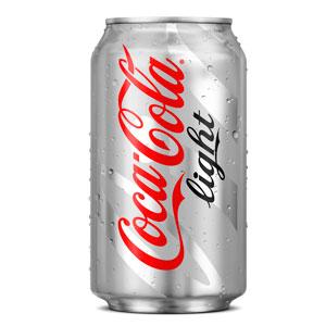 Sofisticación y elegancia en la nueva imagen de Coca-Cola light