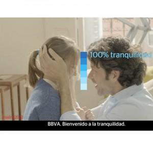 BBVA se centra en la tranquilidad del cliente en su nueva campaña