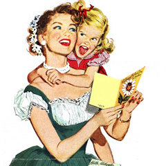 22 anuncios vintage para celebrar el Día de la Madre