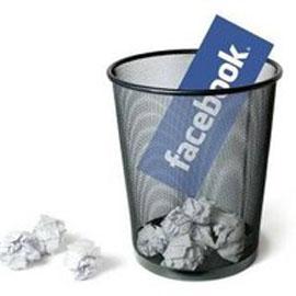 Cae un 9% los usuarios de Facebook en Reino Unido