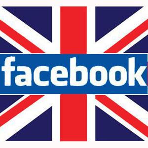 Reino Unido sigue siendo el primer mercado de Facebook en Europa