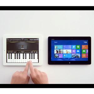 Microsoft utiliza Siri en un nuevo anuncio para dejar en ridículo al iPad