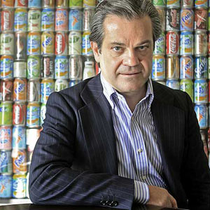 Marcos de Quinto (Coca-Cola Iberia):