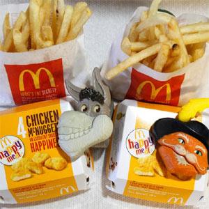 McDonald's a una niña de 9 años: