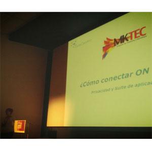 Aplicaciones para conectar el mundo ON y OFF de M.Guerra (DataCentric) en #MKTEC