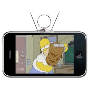 El teléfono móvil es el dispositivo preferido para ver vídeos