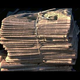 La publicidad de los diarios españoles cayó un 23% en el primer trimestre