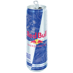 Red Bull España lanza por primera vez una lata customizada