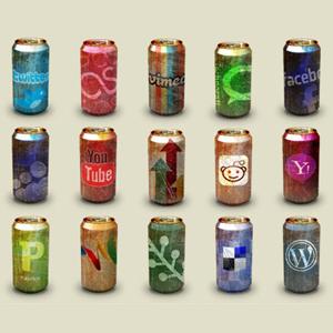 Coca-Cola, la marca de refrescos más popular entre los usuarios de redes sociales en España