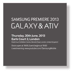 Se acerca un nuevo anuncio de Samsung, ¿será una tableta, un móvil...?