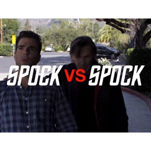 Audi reúne dos generaciones de Mr. Spock en su nueva campaña Star Trek