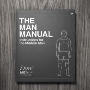 Cómo ser un hombre moderno y no morir en el intento, según Dove