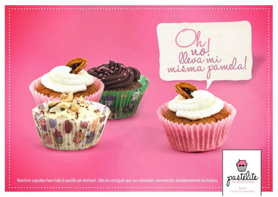 24 anuncios de cupcakes que harán perder la cabeza a los más golosos ...