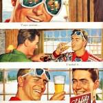 47 anuncios vintage en los que la publicidad se atreve a salir del armario