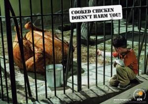 60 anuncios de zoológicos de creatividad