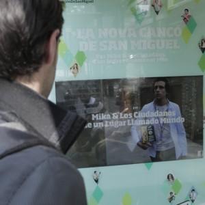 San Miguel inunda Barcelona de acciones para promocionar su último spot