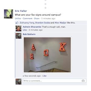Facebook ya permite comentar las publicaciones con imágenes