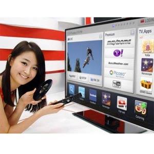El 35% de los hogares españoles tendrá al menos una televisión conectable en 2013
