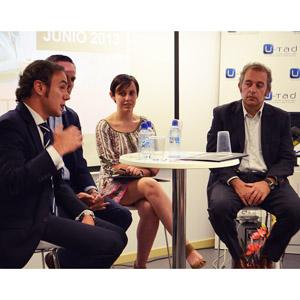 Mesa redonda Digital Business en U-tad: