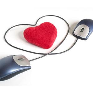 El amor encontrado a través de internet dura más y hace más feliz