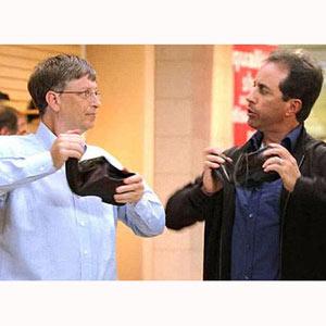 Los 10 spots más bizarros de Microsoft: desde Bill gates cantando