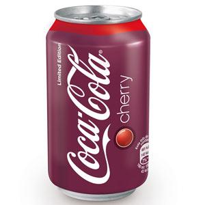 Coca-Cola Cherry vuelve a España en una edición limitada de cara al verano