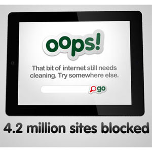 La marca de productos de limpieza Cif lanza una app para dejar internet como los chorros del oro