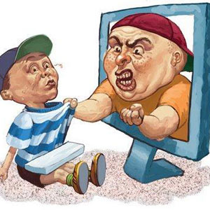 Cómo lidiar con el acoso por internet manteniendo la compostura