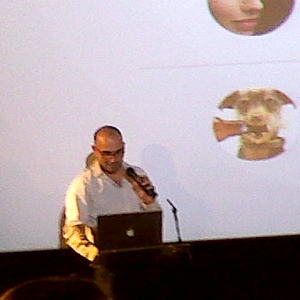 M. Ferreiro (DG Mediamind) en #VEDMAD: