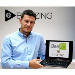 Los anunciantes no pueden dejarse en el tintero la publicidad en vídeo, según Sergio Núñez (BeeAd y We-Spread)