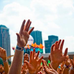 Pequeña guía festivalera para los anunciantes: cómo comportarse en un festival de música