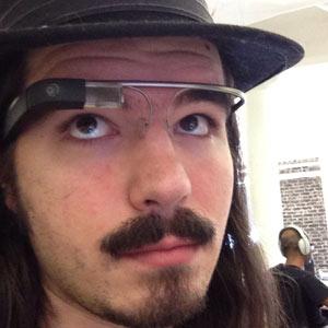 ¿Hacen las Google Glass parecer el más