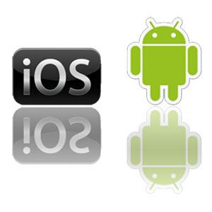 iOS y Android se disputan el podio del sistema operativo de smartphone más utilizado