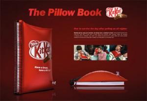 Kit Kat lanza un original